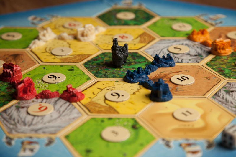 Winter Catan Tournament