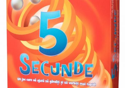 5 Second Rule (5 Secunde)