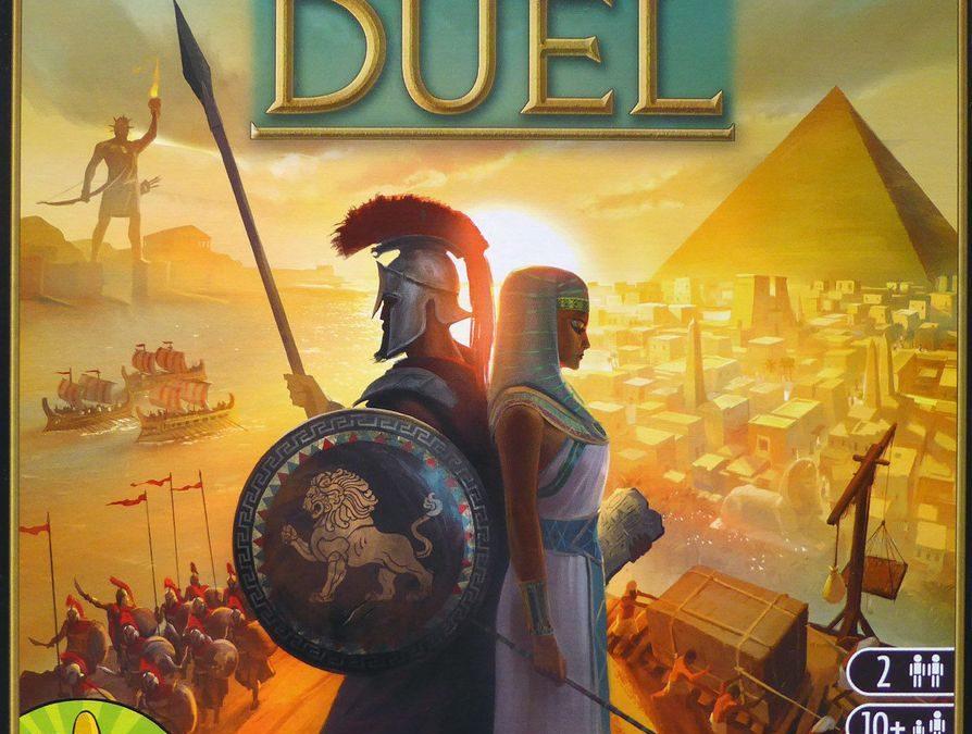 7 Wonders Duel (RO)