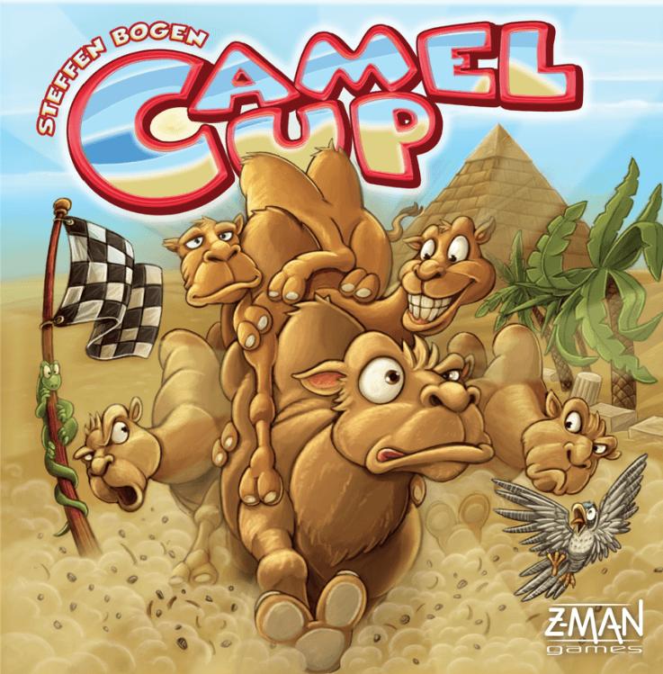Camel Up (RO)