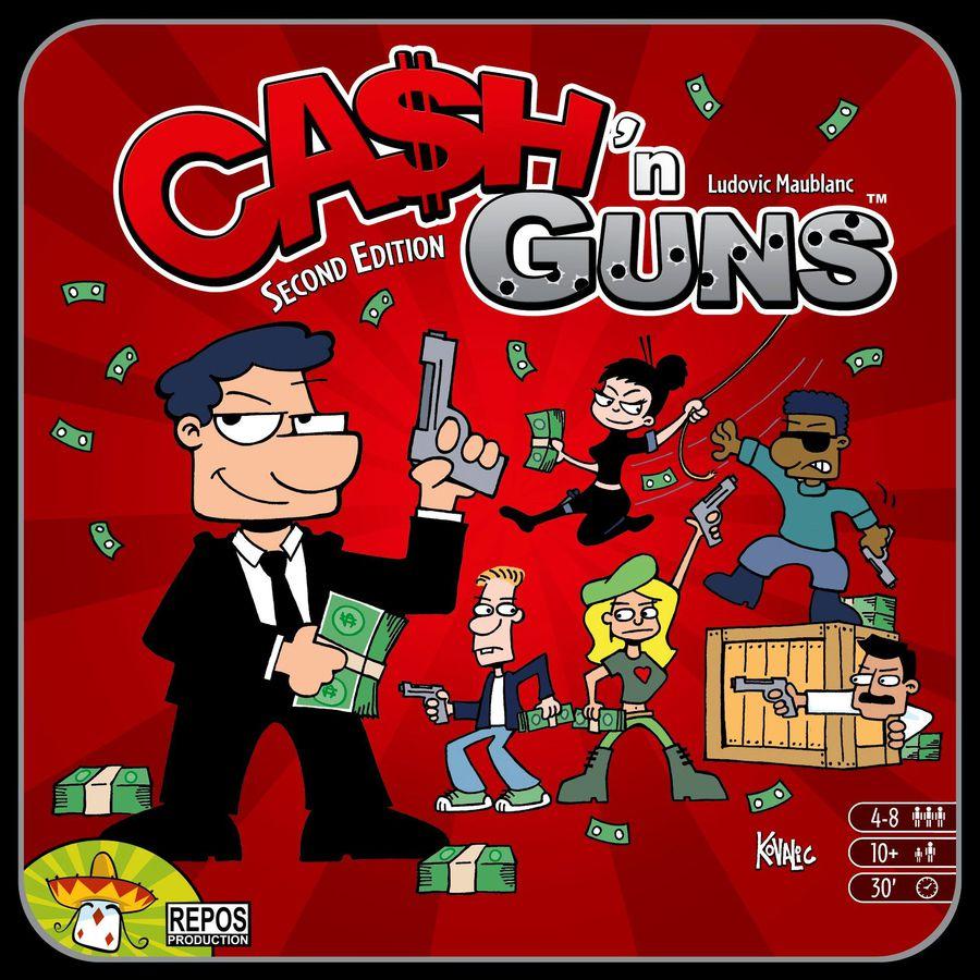 Ca$h 'n Guns 2nd Ed.