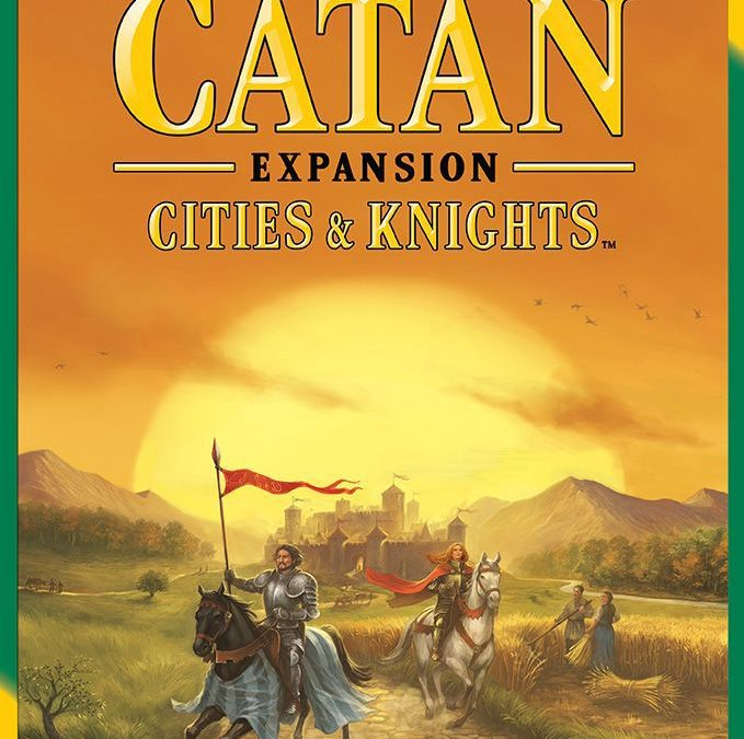 Catan: Cities and Knights (3-4)