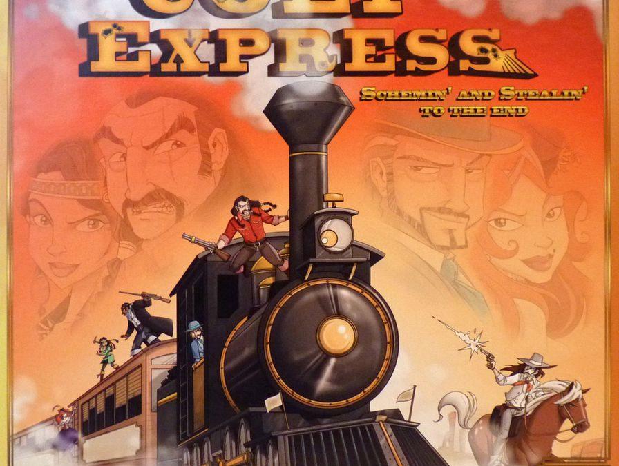 Colt Express (RO)