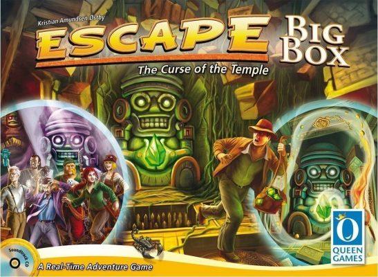 Escape – The Curse of the Temple: Big Box
