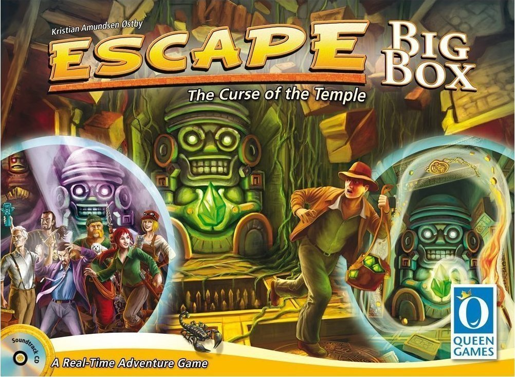 Escape – The Curse of the Temple: Big Box