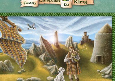 Isle of Skye: From Chieftain to King (Insula Skye: De la Capetenie la Rege)
