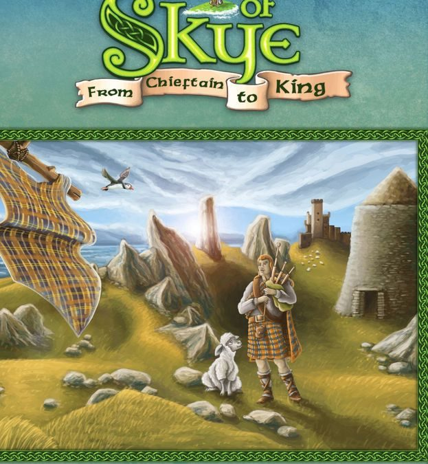 Isle of Skye: From Chieftain to King (Insula Skye: De la Capetenie la Rege)