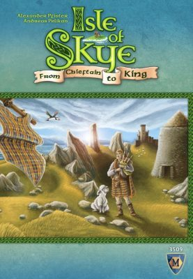 Isle of Skye: From Chieftain to King (RO)