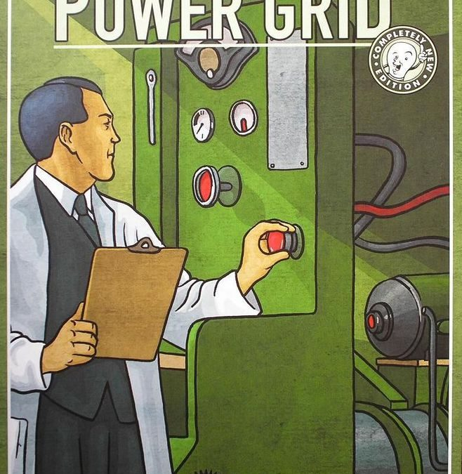 Power Grid (Reteaua Energetica)