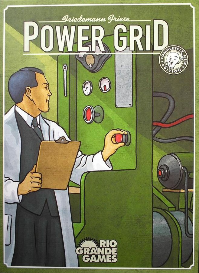 Power Grid (Reteaua Energetica)
