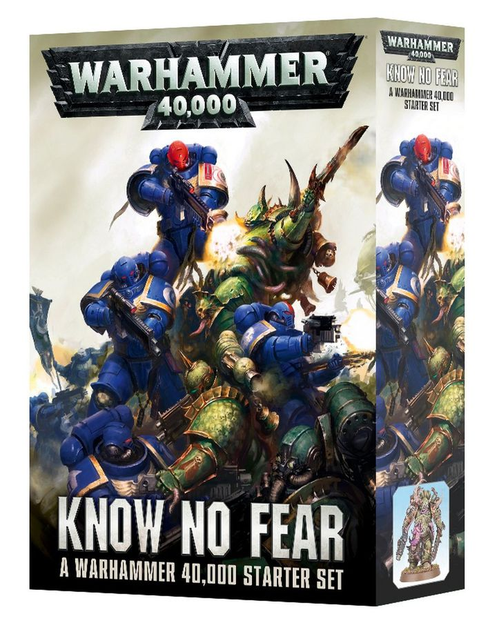 Warhammer 40.000: Know No Fear