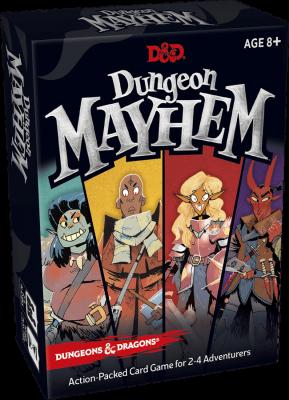 Dungeon Mayham board game