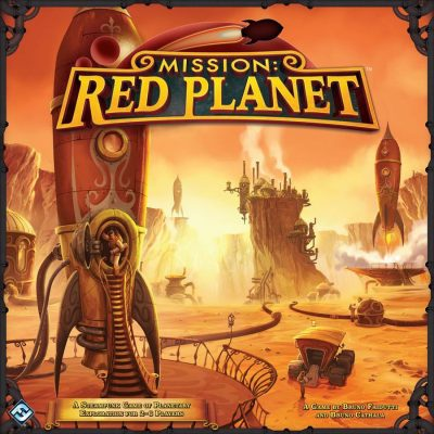 Mission: Red Planet (Second Ed.)