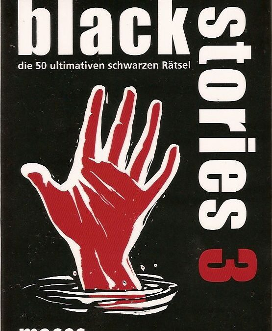 Black Stories 3 (RO)