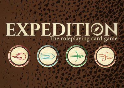 Expedition: The Roleplaying Card Game