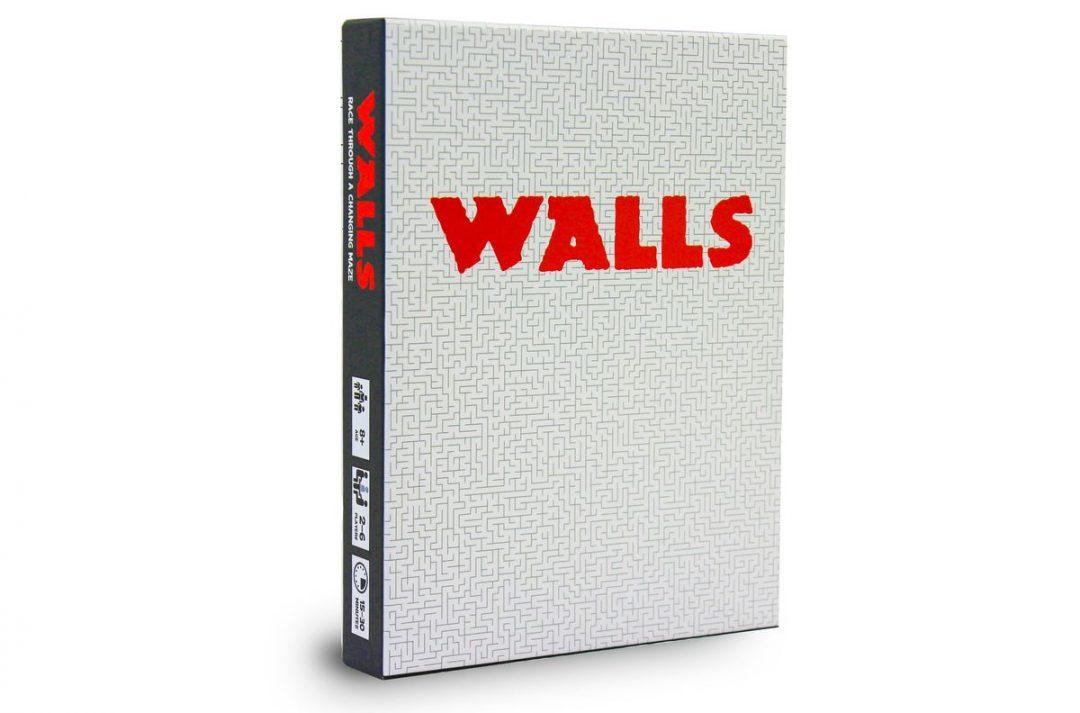 Walls: Race Through a Changing Maze