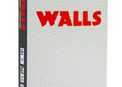Walls: Race Through a Changing Maze