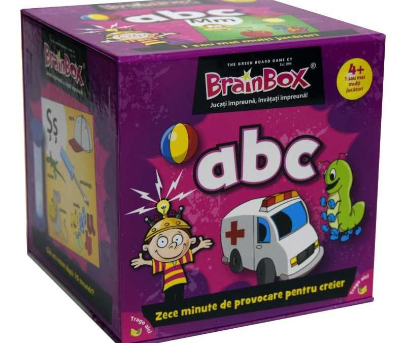 Brainbox: My first ABC (RO)