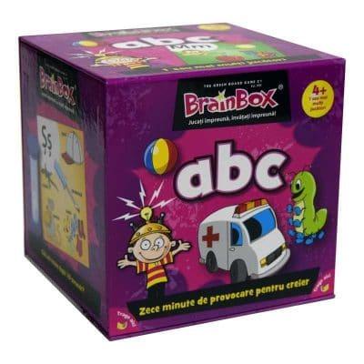 Brainbox: My first ABC (RO)