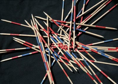 Mikado – pick-up sticks