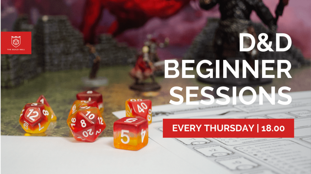 Dungeons & Dragons Beginner Sessions