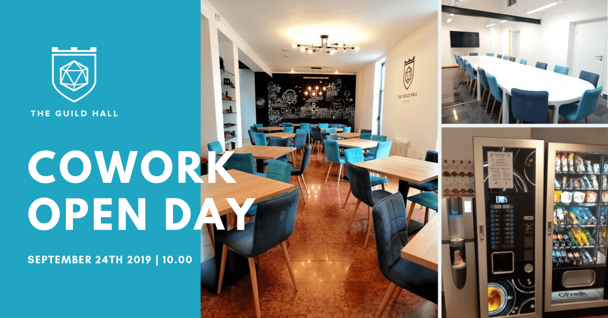 Cowork Open Day 24-09-19