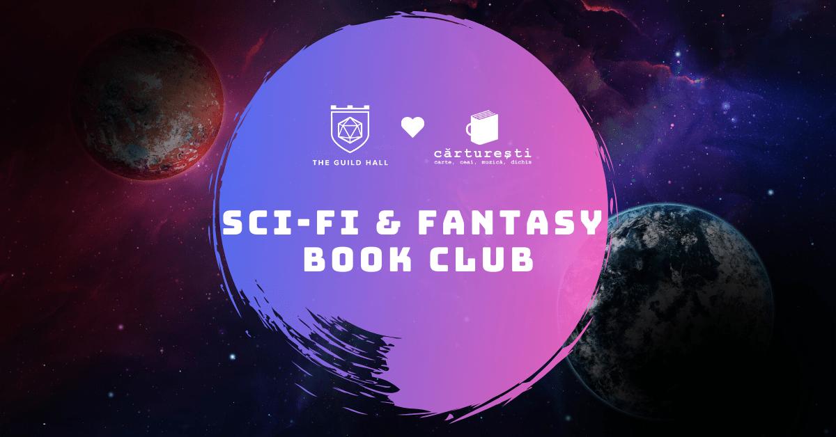 Sci-fi & fantasy book club