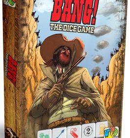 BANG! The dice game (RO)
