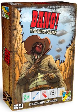 BANG! The dice game (RO)