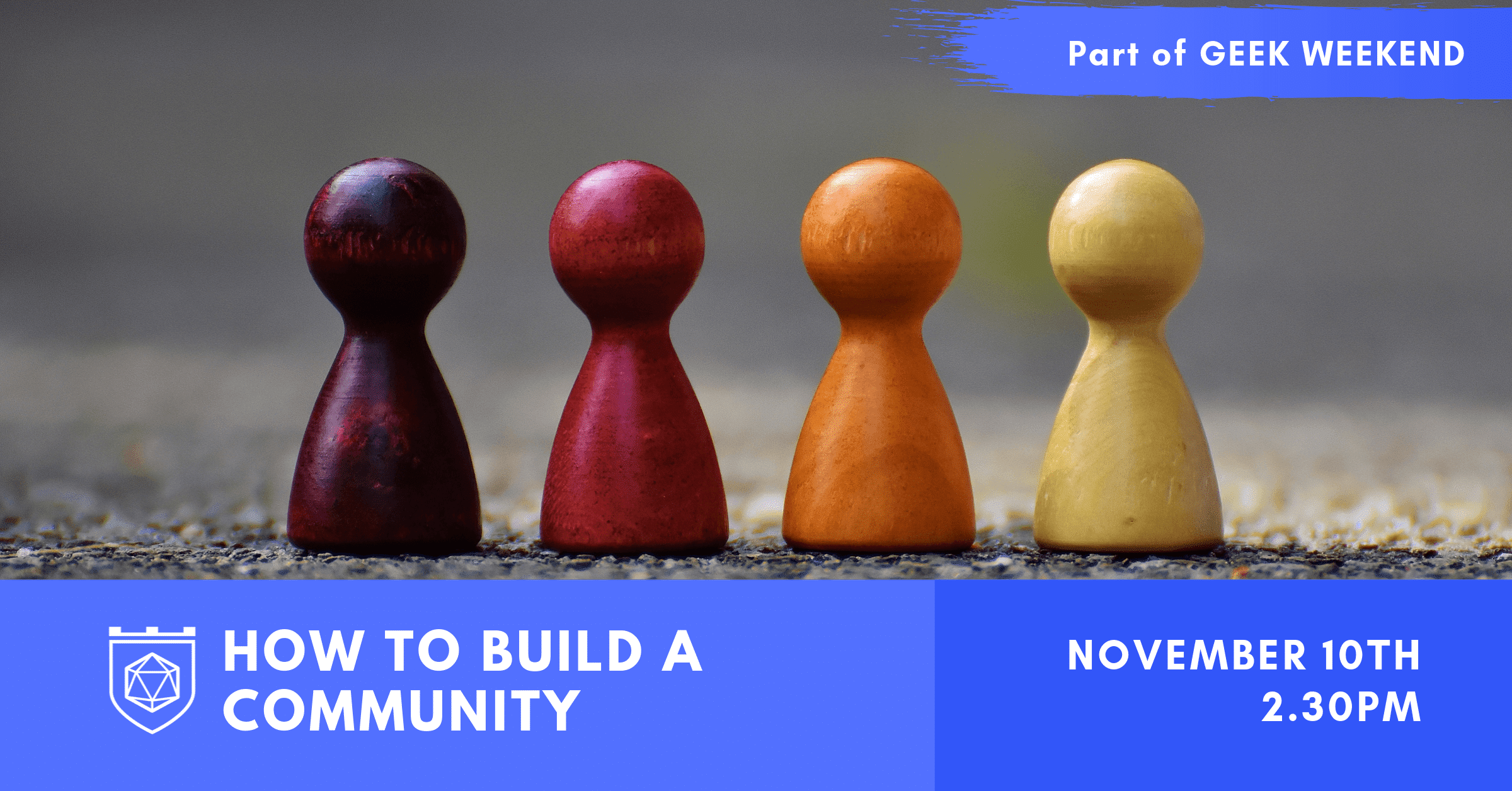 How to build a community TGH