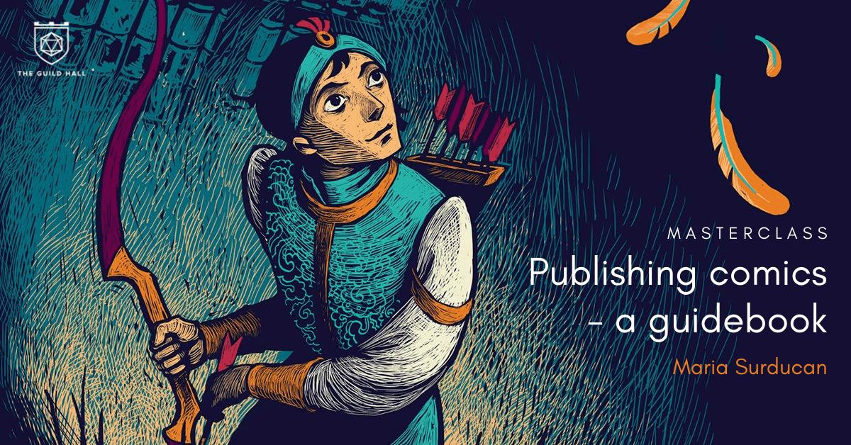 Publishing comics - a guidebook