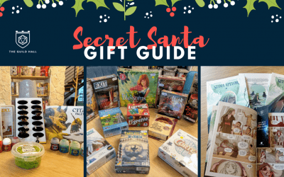 Secret Santa gift guide – games edition