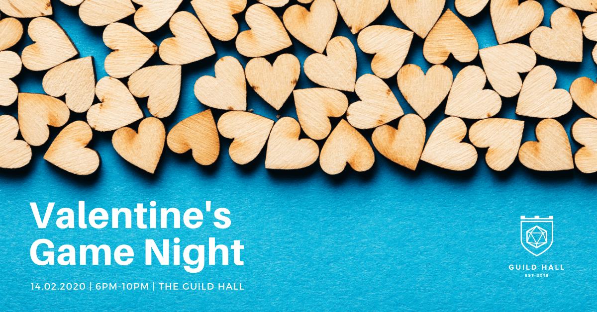 Valentine's game Night