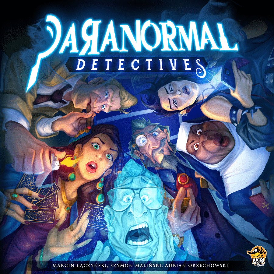 Paranormal detectives TGH