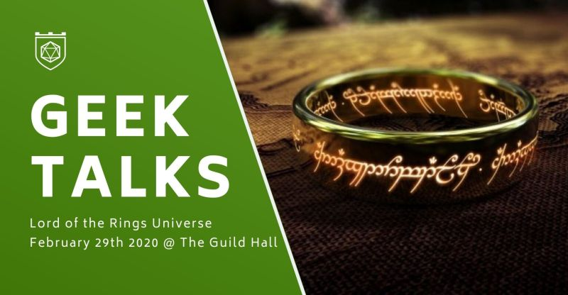 Geek talks februarie