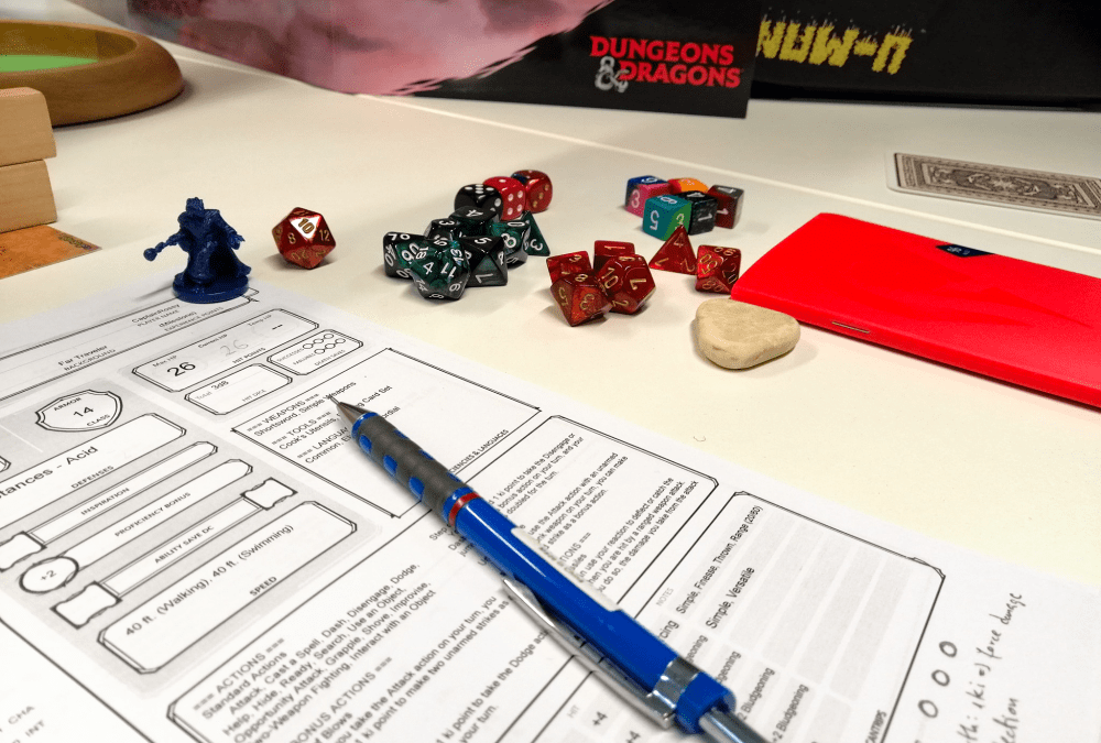 Why you should try Dungeons & Dragons (tips from a real-life Dungeon Master)
