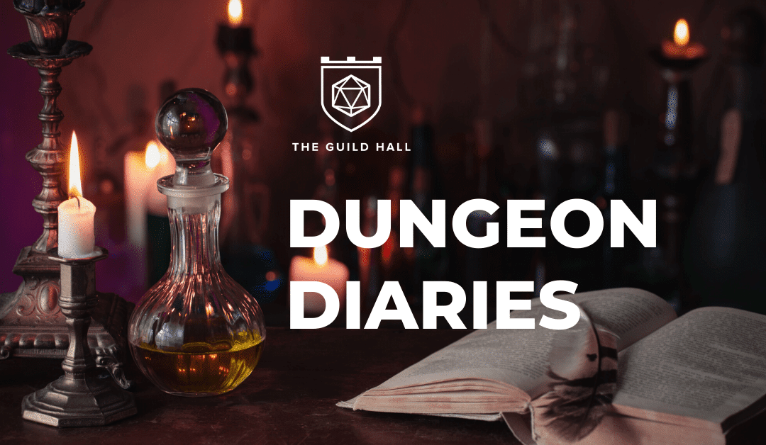 Dungeon Diaries: Betrayal… Already.