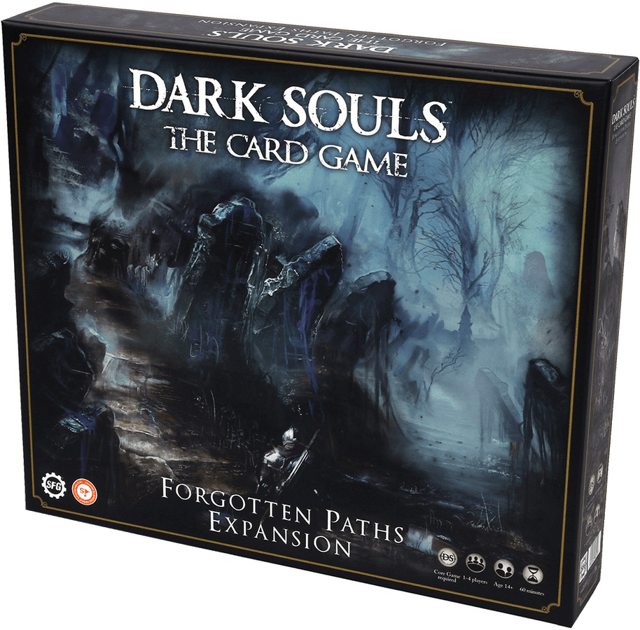 Dark Souls The Card Game Forgotten Paths board game