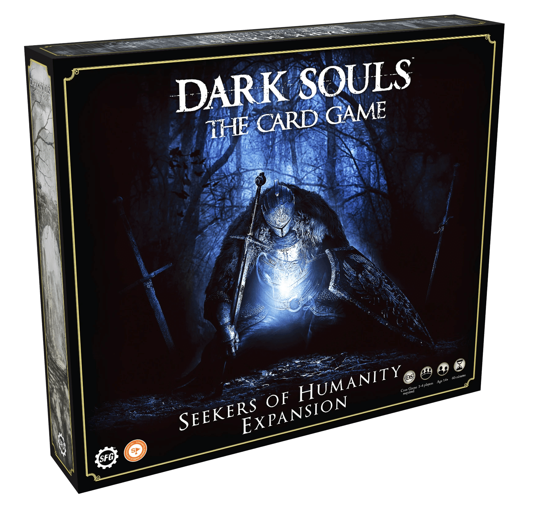 Dark Souls The Card Game Seekers of Humanity board game