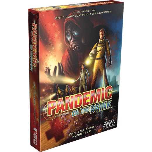 Pandemic On The Brink board game