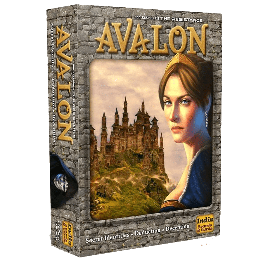 The Resistance: Avalon board game
