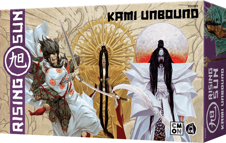 Kami Unbound board game