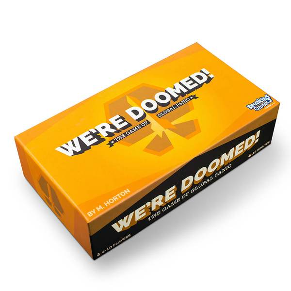 we're doomed board game