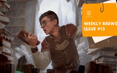 Weekly Brews #13