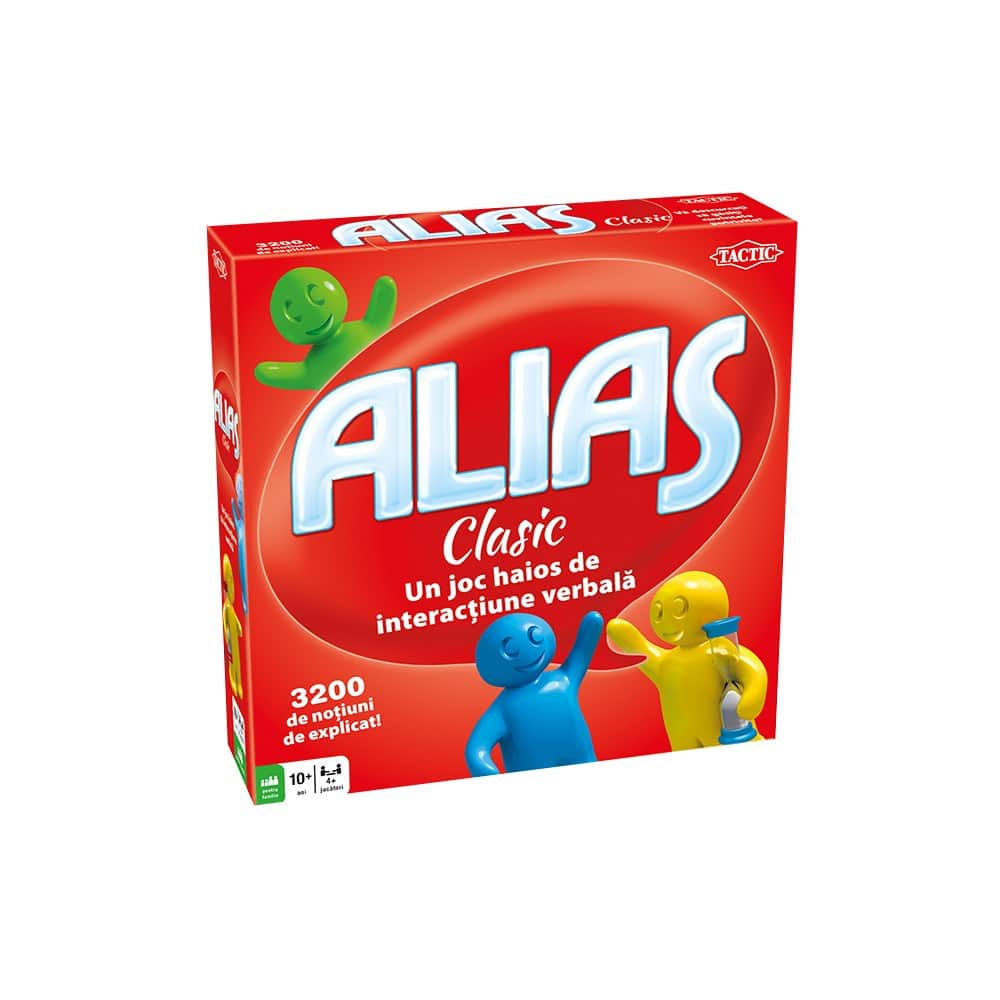 Alias board game