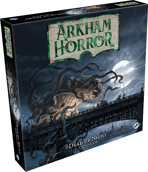 Arkham Horror Expansion board game