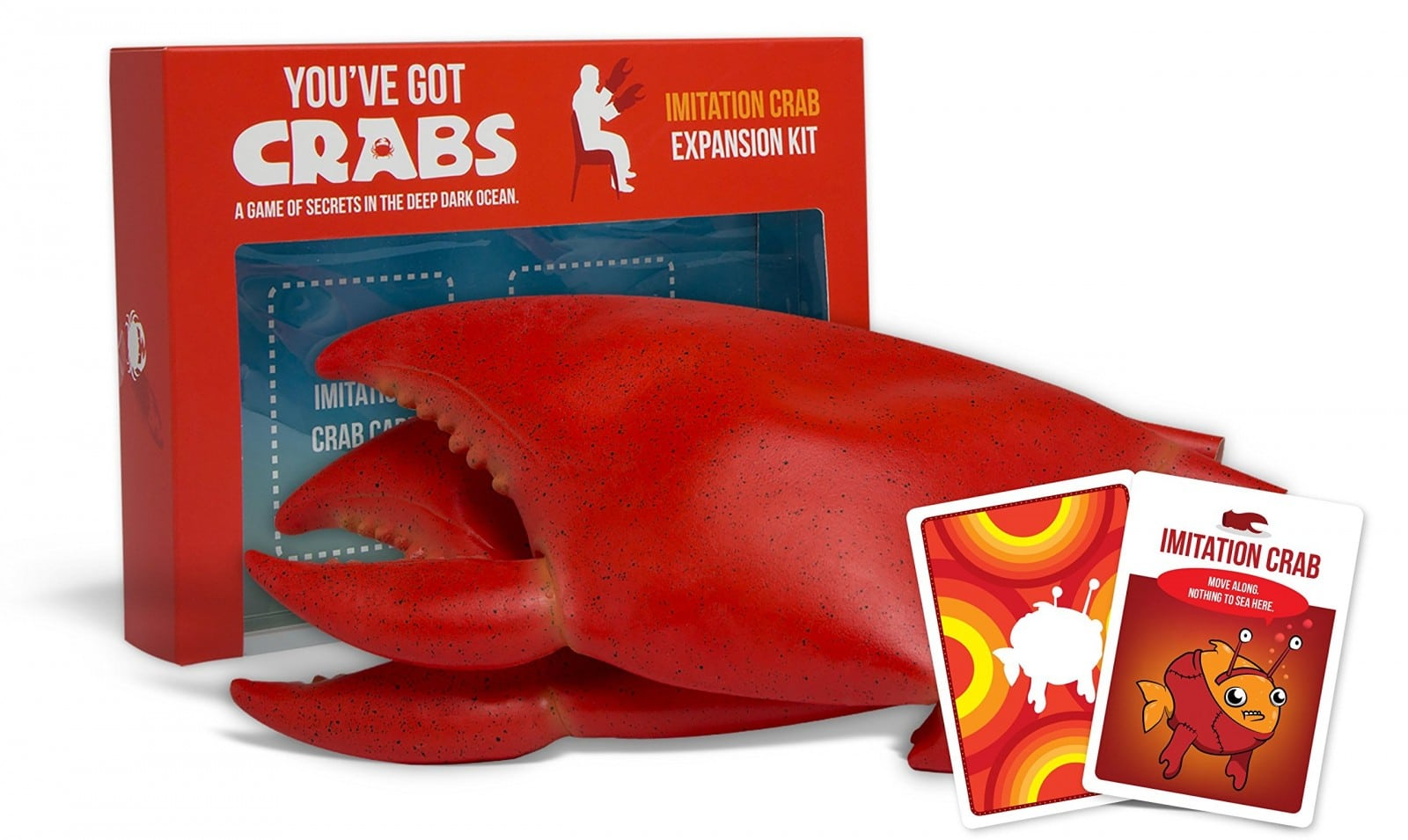 Crabs Extention board game