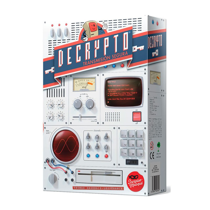 Decrypto board game