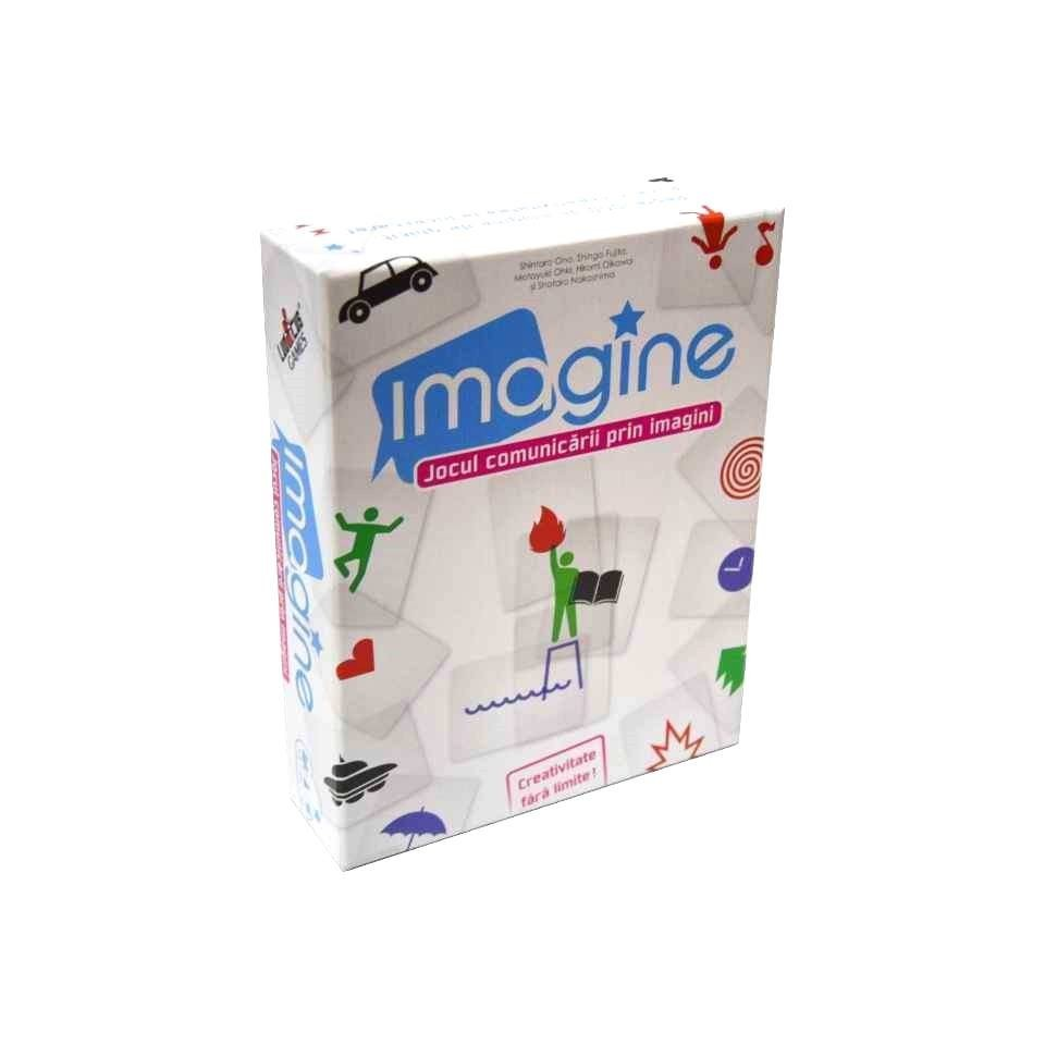 Imagine board game