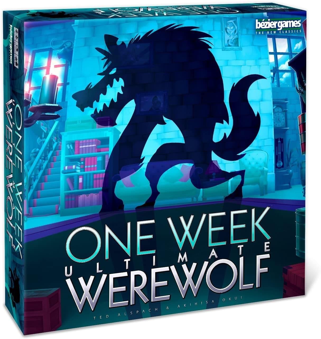 One Week Ultimate board game